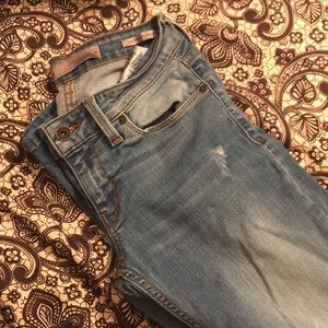 Guess power skinny size 26